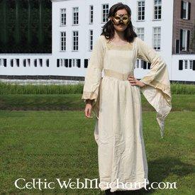 Kleid Anna Boleyn weiß