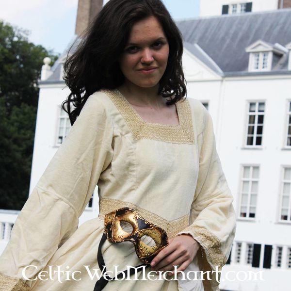 Leonardo Carbone Klæd Anne Boleyn hvid