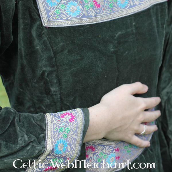 Dress Anna Boleyn green