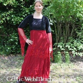 Dress Isobel red