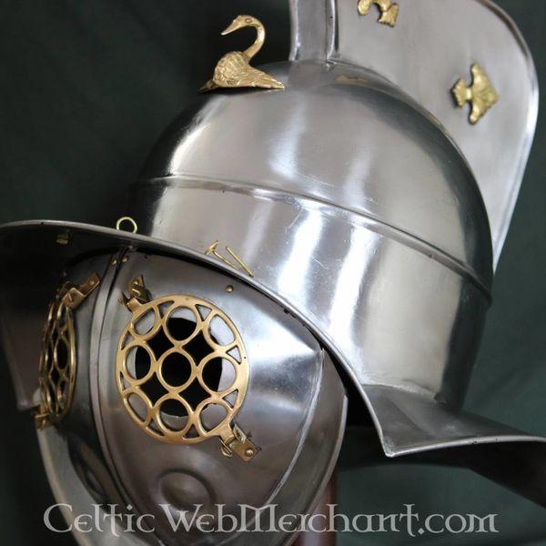 Deepeeka casco gladiatore Thraex