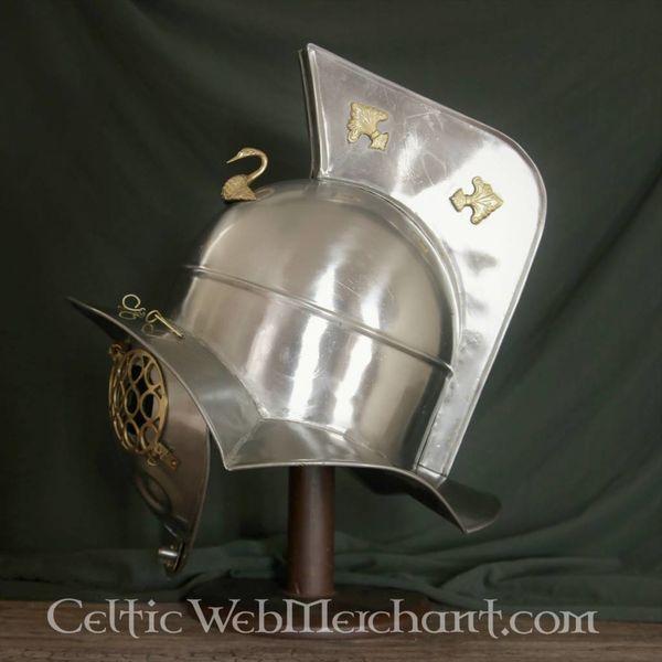 Deepeeka casco de gladiador thraex