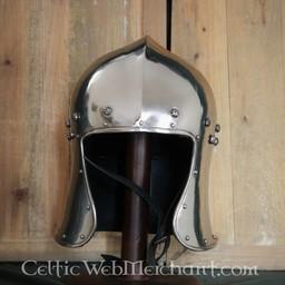 Milanese barbute 1465