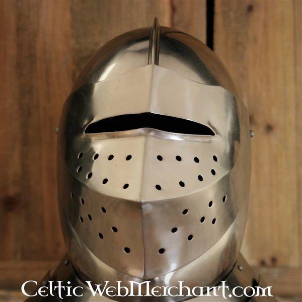 Deepeeka Tudor gesloten tournooihelm