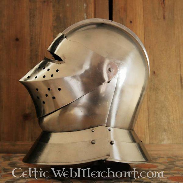 Deepeeka Tudor fechado capacete torneio