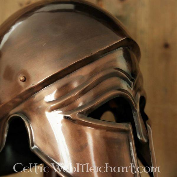 Deepeeka Corinthic-Italic hjelm bronzed