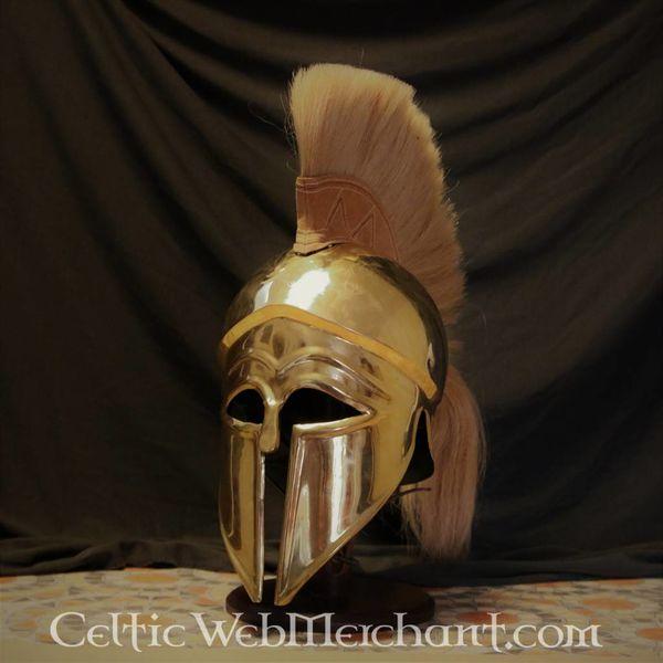 Deepeeka Corinthian hjälm med vapen