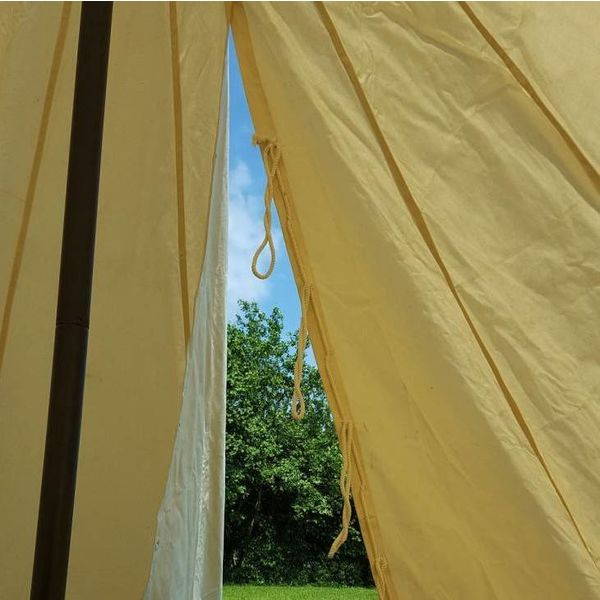Medieval tent Walburg