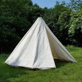 Średniowieczny namiot Walburg