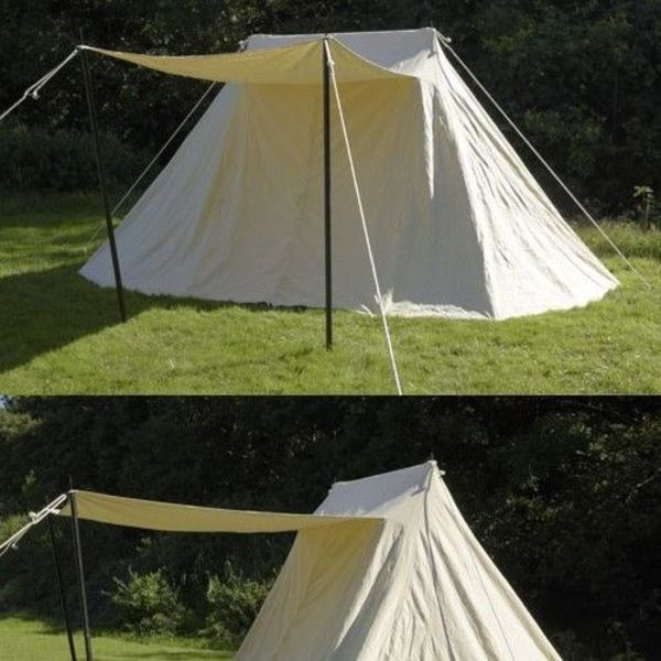 Saxon Telt 5 x7 meter