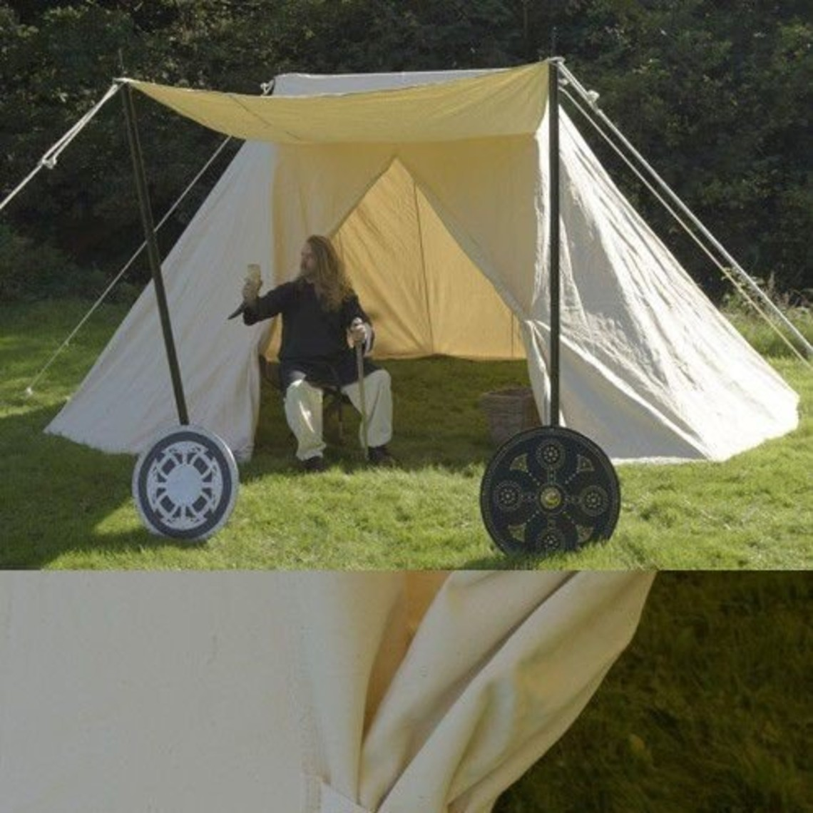 Saxon Namiot 5 x7 metr