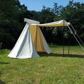 Viking craftmen tent, 4x2,25 m