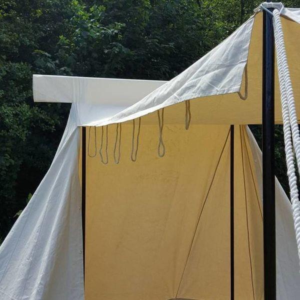 Viking craftmen tält, 4x2,25 m