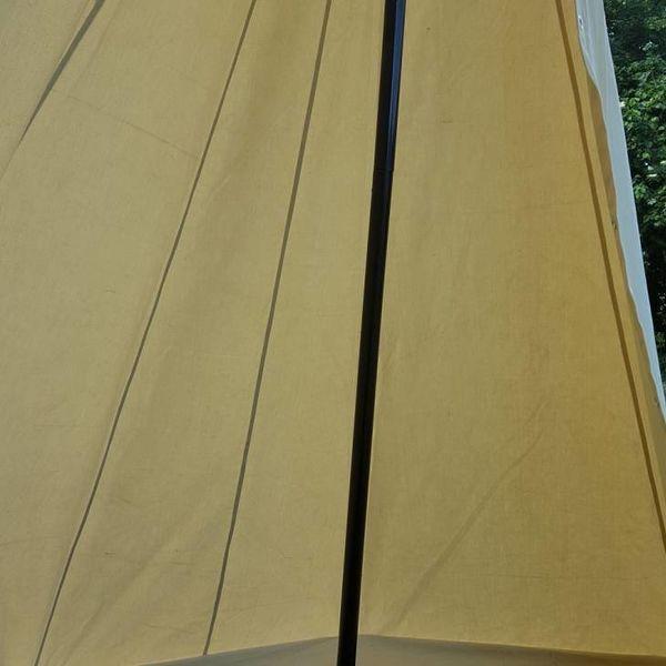 Viking håndværkere telt, 4x2,25 m