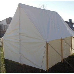 Vägg tält, 4,50 x 3,00 m