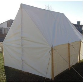 Wall tent, 4.50 x 3.00m