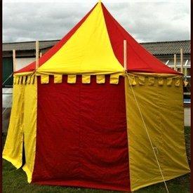 Średniowieczny namiot Herwald 6 m