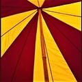 Lansquenet tält, 6 m