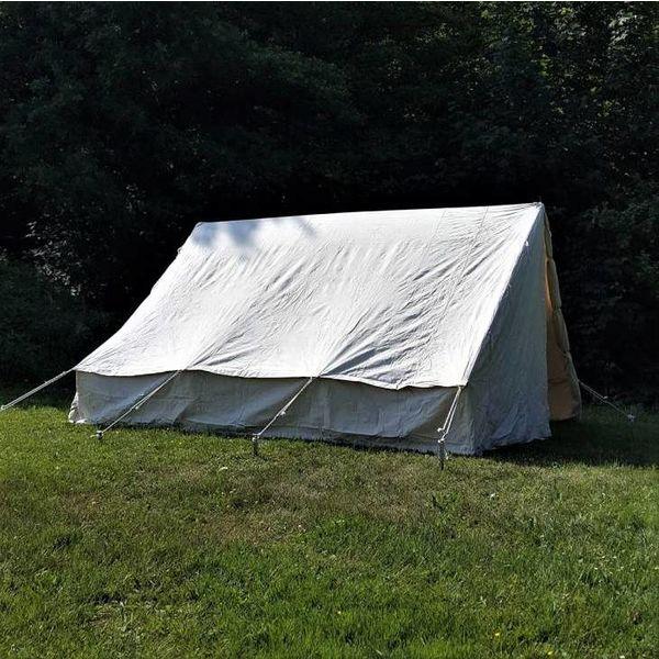 Tenda tela di canapa 425 gsm