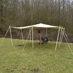 Tarpaulin 2 x 4 m 250 g / m²