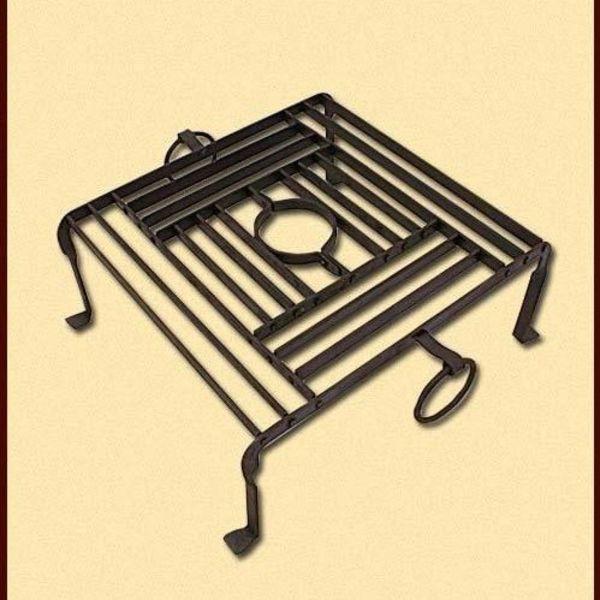 Ulfberth Yngre romersk madlavning rack