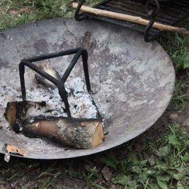 placa fogueira