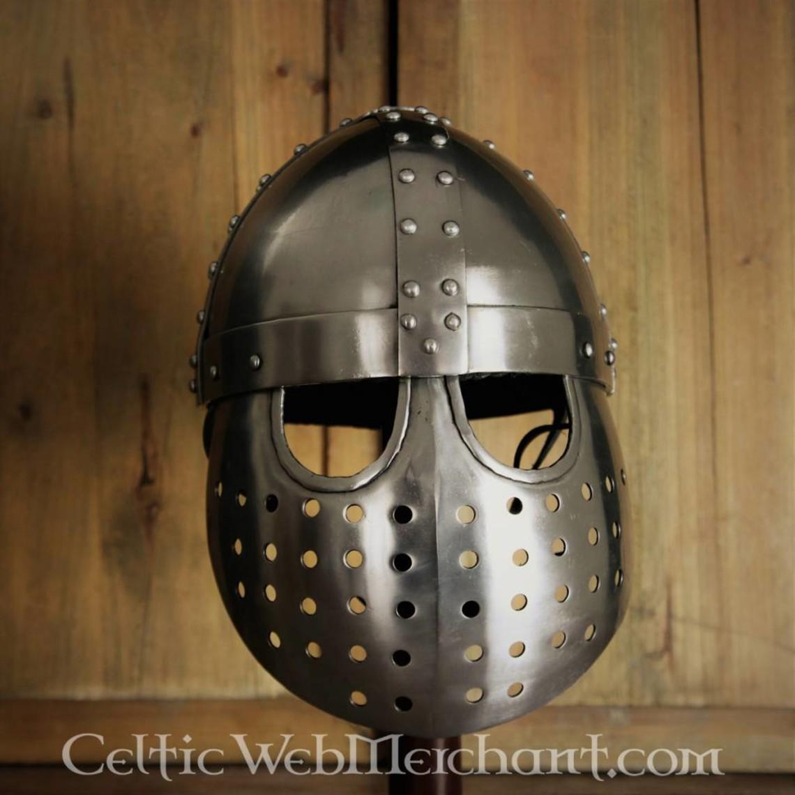 Ulfberth Casco Cruzado del siglo 12