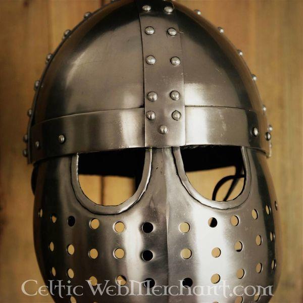 Ulfberth 12th century Crusader Helmet