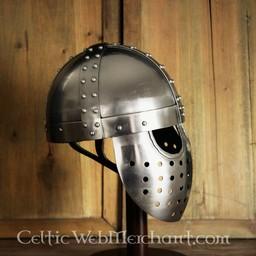 12th century Crusader helmet
