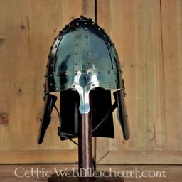 Późnorzymskiej Helm żebrowy Deir el-Medina