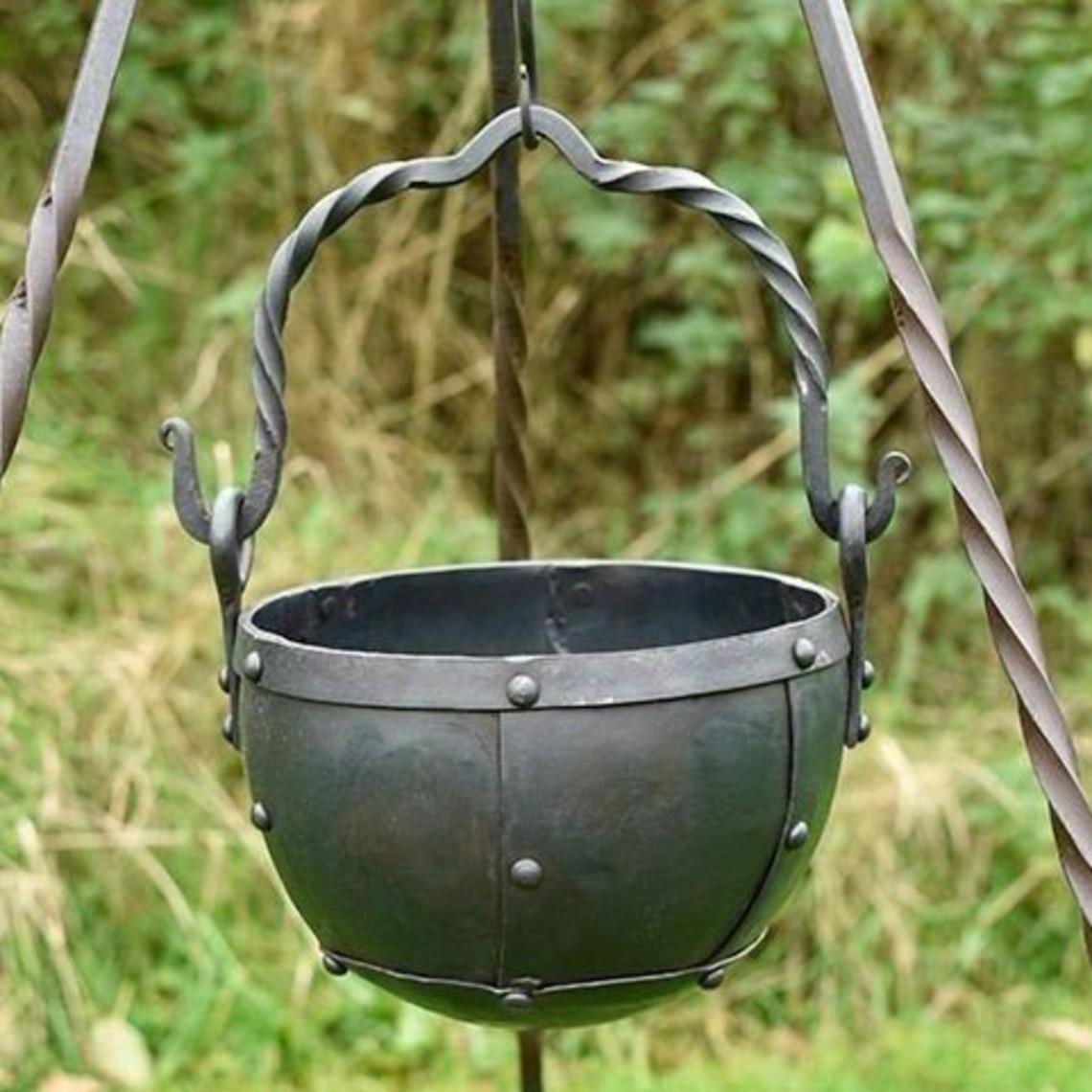 Tidig medeltida kittel 3,5 liter