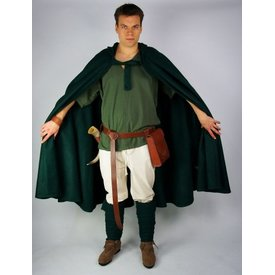 Leonardo Carbone Medieval cloak