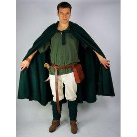średniowieczny płaszcz