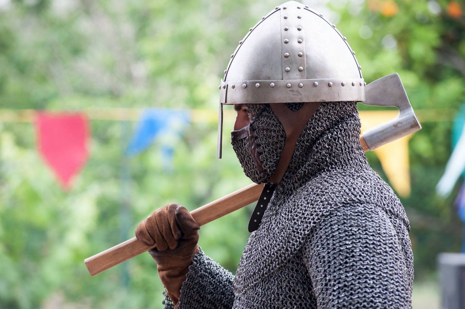 Medieval heavy infanterie