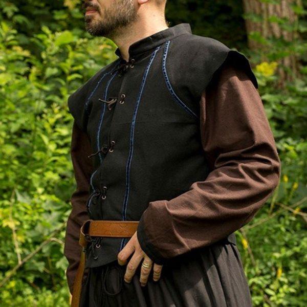 Epic Armoury English Civil War doublet black