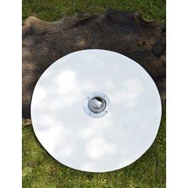 Deepeeka Viking escudo em branco