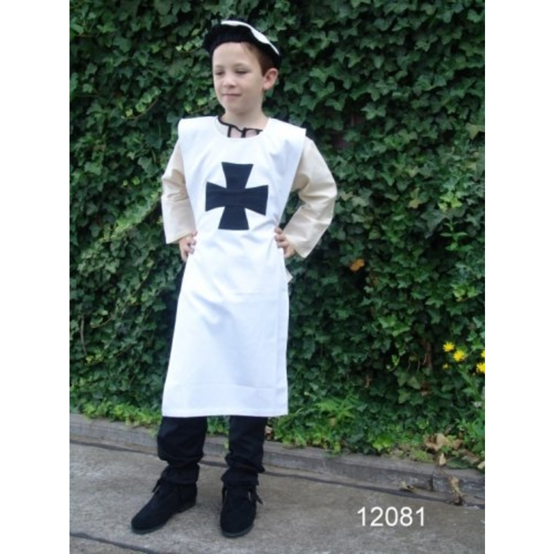 Leonardo Carbone Kinderoverkleed Teutonen