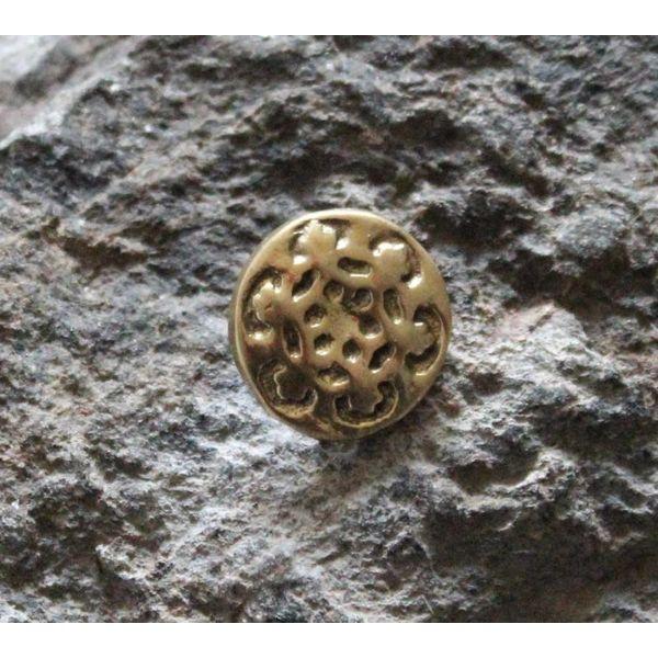 Marshal Historical Set di 10 bottoni del XV secolo