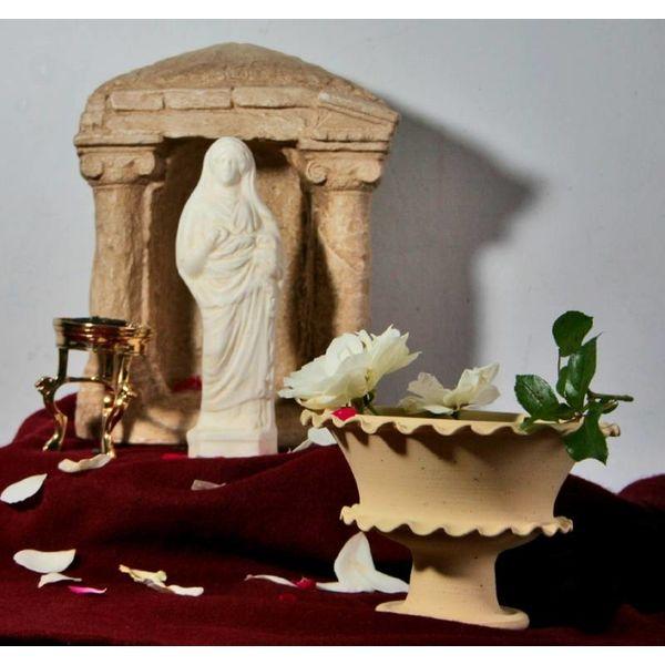 Romeinse wierookschaal aardewerk