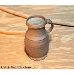 13th century szyi cylinder dzbanek
