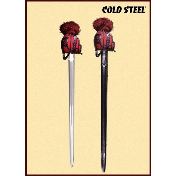 Cold Steel Broadsword