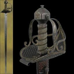 Cromwell sword