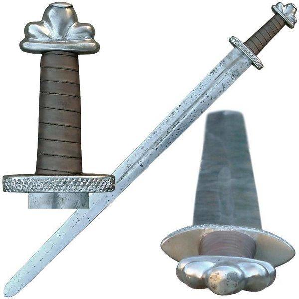 Miecz Wikingów Loki (battle-ready)