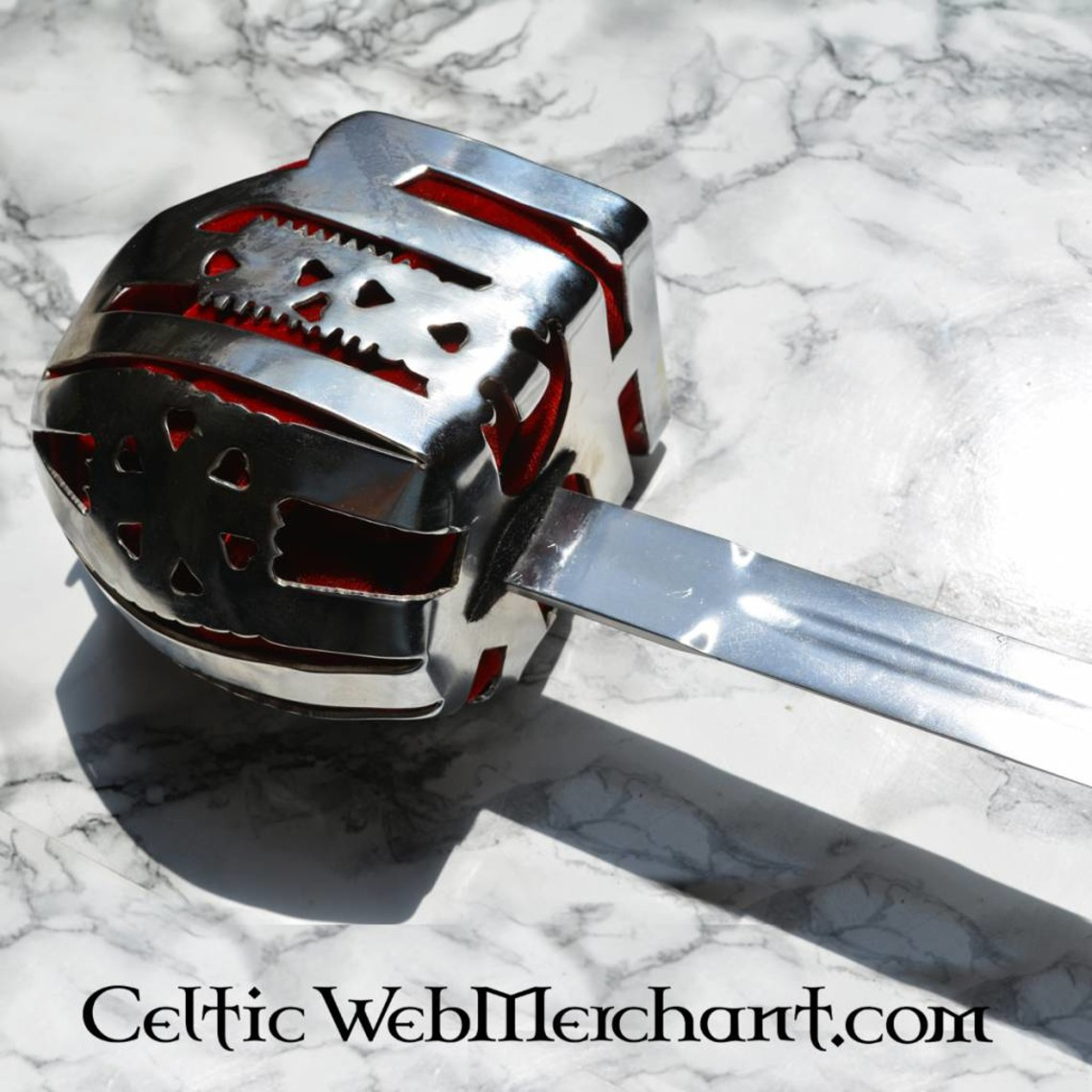 Deepeeka Spada a cesto Culloden, guardia tipo Glasgow