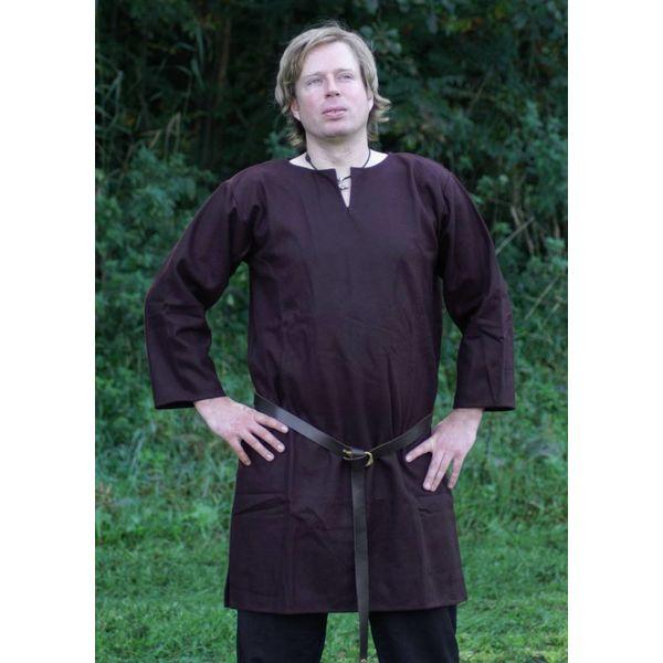 Ulfberth Lang tunika brun