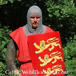 English heraldic shield