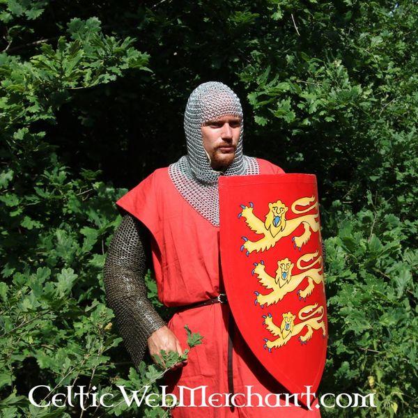 Deepeeka English heraldic shield