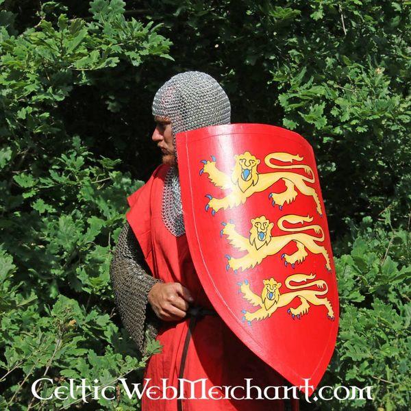 Deepeeka Schild met Engelse heraldiek groot