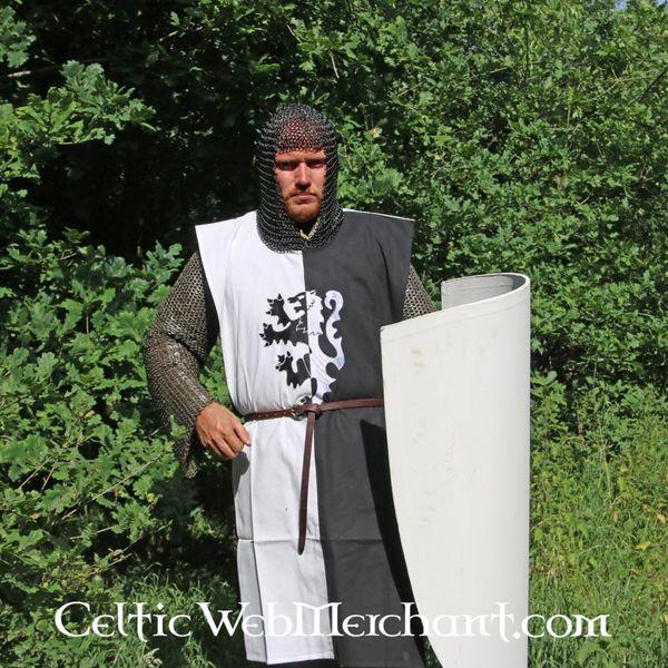 Deepeeka XII-wieczna tarcza normańska