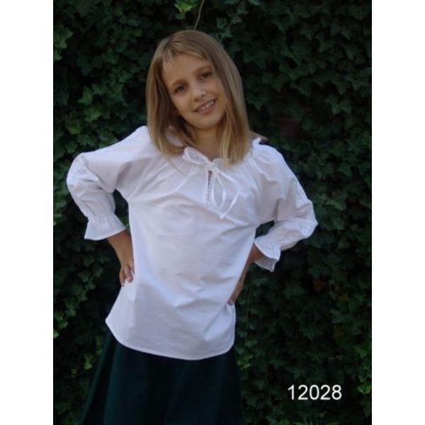 blusa da menina Fleur
